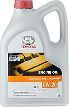 Моторное масло Тойота / TOYOTA ENGINE OIL ADVANCED FUEL ECONOMY 0W-20 08880-83265