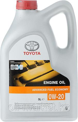 Моторное масло Тойота / TOYOTA ENGINE OIL ADVANCED FUEL ECONOMY 0W-20 08880-83265, фото 2