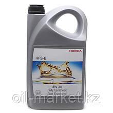 Моторное масло Хонда / HONDA HFS-E FULLY SYNTHETIC SAE 5W-30