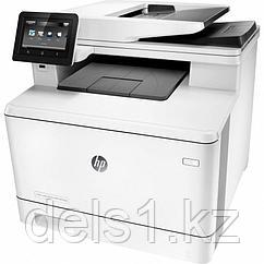 Цветное МФУ. HP LaserJet Pro M477fnw
