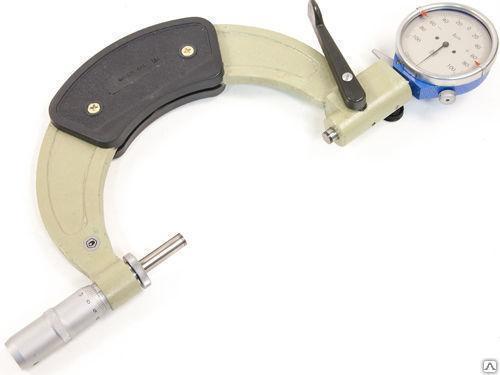 Микрометры рычажные тип MPИ-150 0,002
