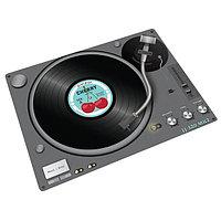Доска разделочная стеклянная 40x30cm Record Player 90040 (Joseph Joseph, Англия)