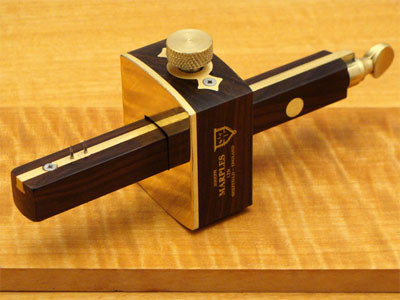 Рейсмус Marples Trial 1 Rosewood Mortice Gauge, 100мм