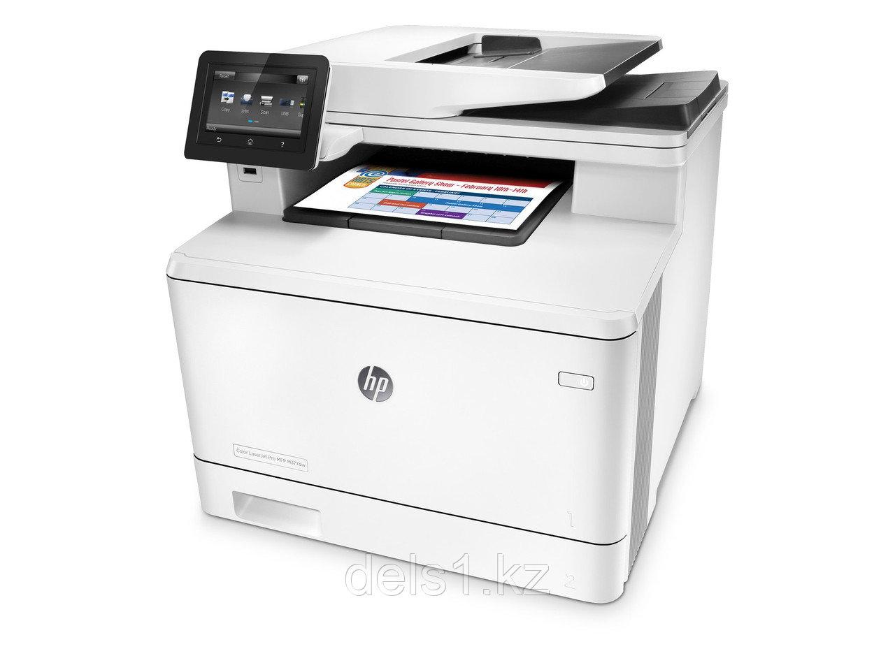 Цветное МФУ HP Color LaserJet Pro M377dw