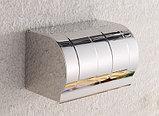 Диспенсер (держатель) рулонных бумаг, фото 2