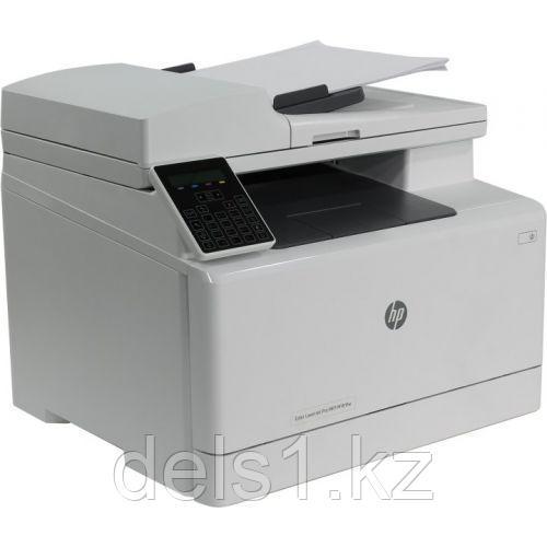 Цветное МФУ HP Color LaserJet Pro M181fw