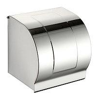 Держатель (диспенсер) для туалетной бумаги закрытого типа, фото 1