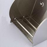 Держатель (диспенсер) для туалетной бумаги закрытого типа, фото 6
