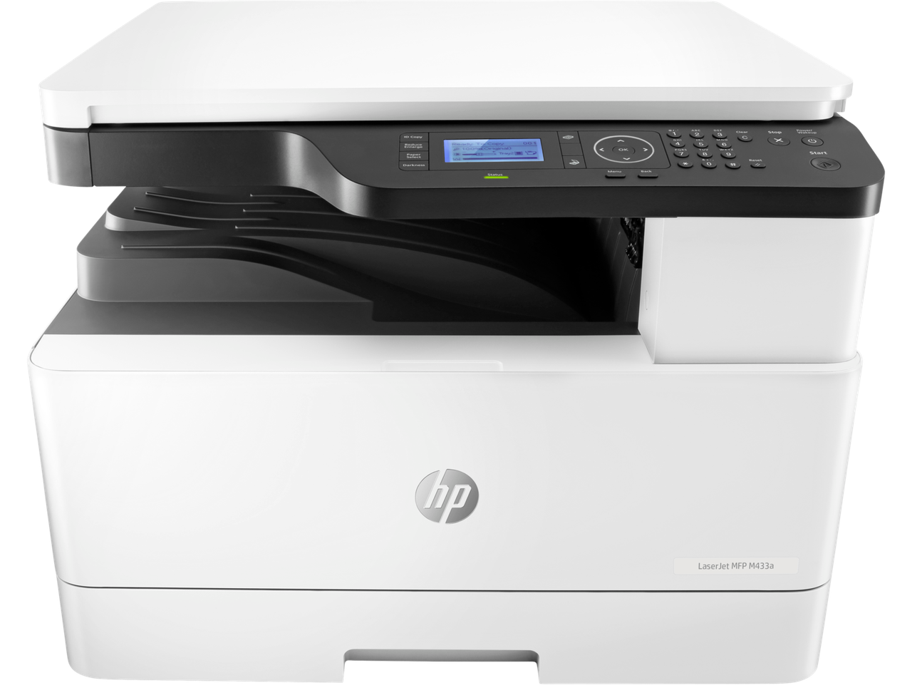 Черно-белое МФУ А3 HP LaserJet M433
