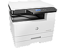Черно-белое МФУ А3 HP LaserJet M436dn, фото 2