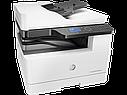 Черно-белое МФУ А3 HP LaserJet M436nda, фото 3