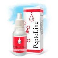 PeptoLine 13 для бронхо-легочной системы,- пептидный комплекс 18 мл, фото 1