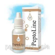 PeptoLine 15 для молочных желез,- пептидный комплекс 18 мл