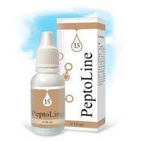 PeptoLine 15 для молочных желез,- пептидный комплекс 18 мл, фото 1