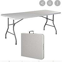 Стол пластиковый 150х60