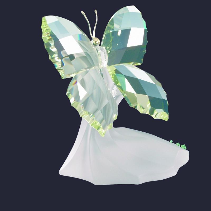 Фигурка хрустальная бабочка 0748 80