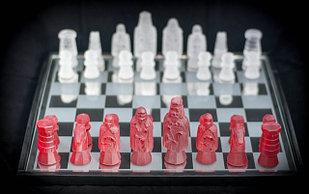 Фигурка хрустальная Шахматы Elite