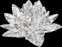Фигурка хрустальная Гигантская водяная лилия (кристал) 0805 00