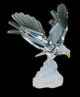 Фигурка хрустальная орел 0763 80