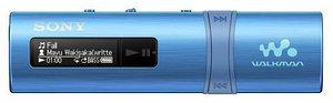 МP3 плеер SonyNWZ-B183F/LC 4GB (blue)