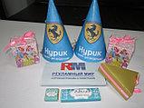 Наклейки на шоколадки, пакеты, бутылочки надень рожденье, фото 3