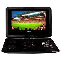 Портативный DVD плеер Portable EVD со встроенным телевизором (11.8), фото 3