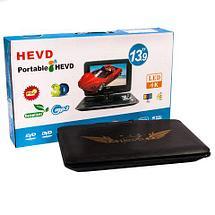 Портативный DVD плеер Portable EVD со встроенным телевизором (18.8), фото 3