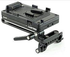 Аккумулятор с Платформой для Black Magic Camera и других стедикамов или ригов, фото 3