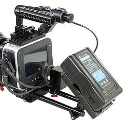 Аккумулятор с Платформой для Black Magic Camera и других стедикамов или ригов