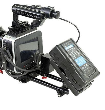 Аккумулятор с Платформой для Black Magic Camera и других стедикамов или ригов, фото 2