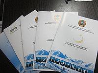 Папка с кармашком для документов А4