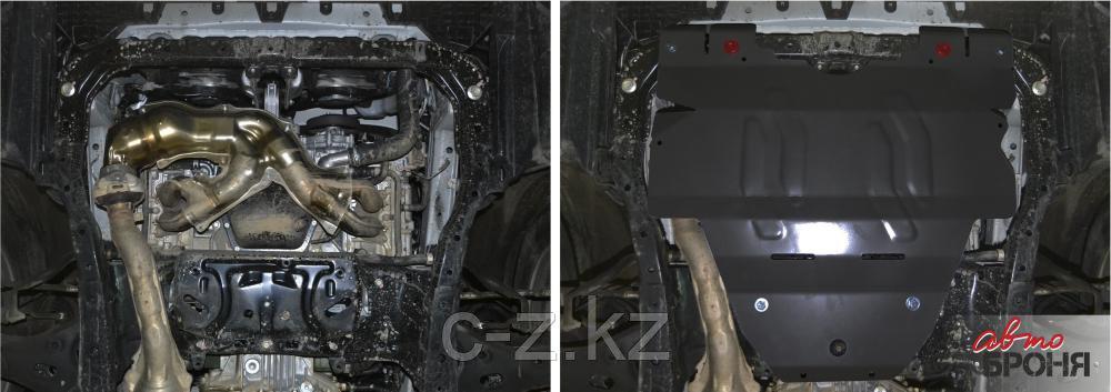Защита картера Subaru Legacy - Subaru Outback 2010-2015, фото 2