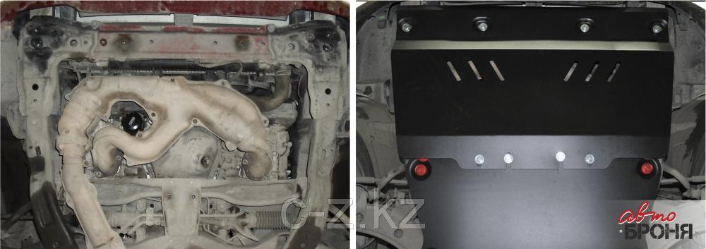 Защита картера Subaru Forester 2003-2008, фото 2