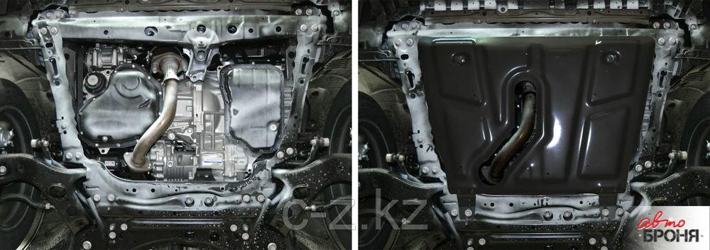Защита картера и КПП Toyota Rav 4 2,4-2,5 (2006-2019), фото 2