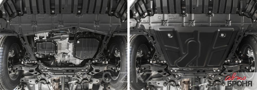 Защита картера и КПП Toyota Rav-4 2.0 (2006-2019), фото 2