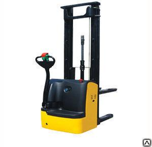 Штабелер электрический 1000кг самоходный TOR 10/50, 1т 5м