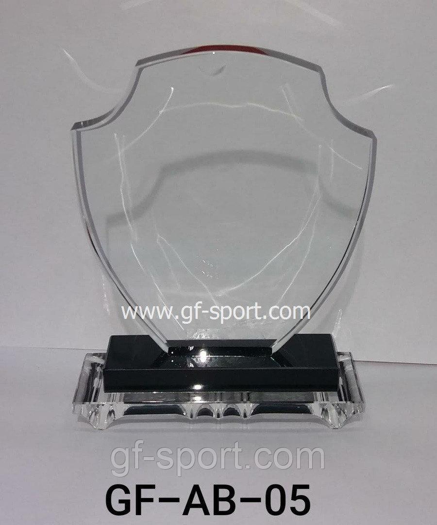 Кубок из стекла AB05