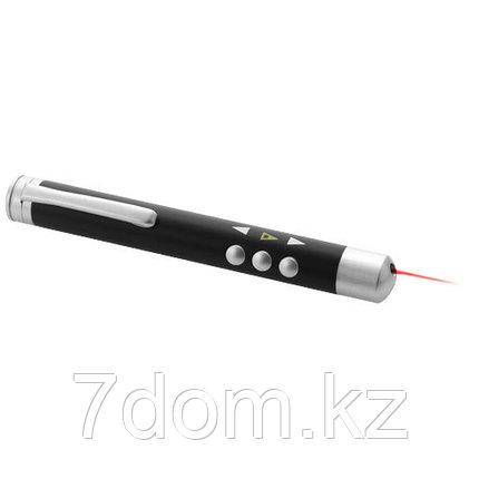Лазерная указка и презентер слайдов 2 в 1, металл, фото 2