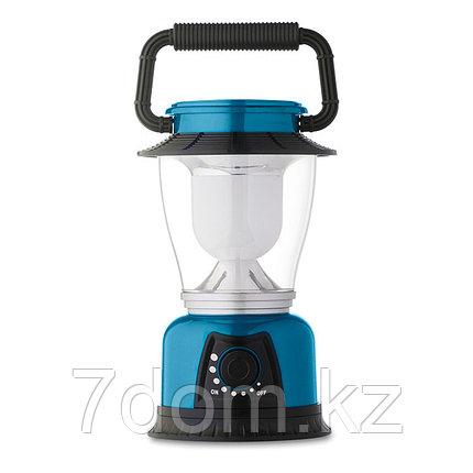Светодиодная пластиковая лампа в форме фонаря, фото 2