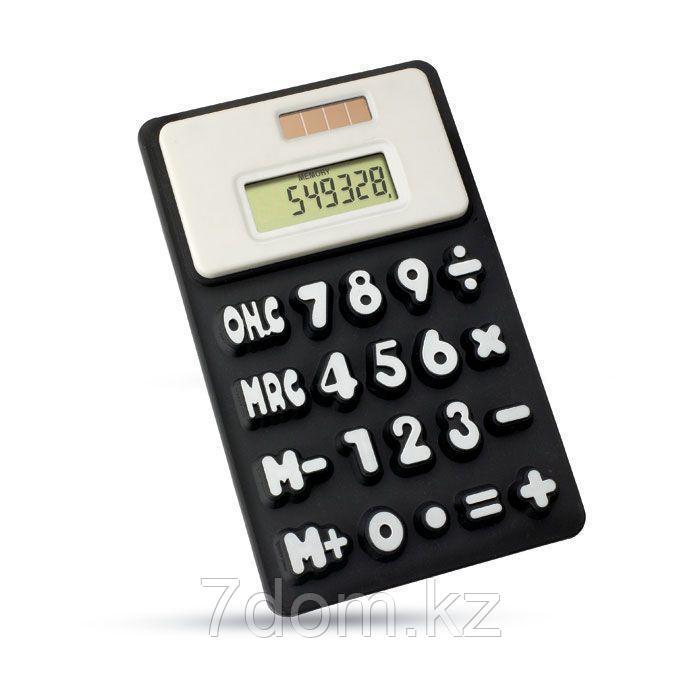 Калькулятор силиконовый