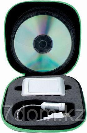 Набор для компьютера: CD-holder, USB-разветвитель, фонарик, фото 2