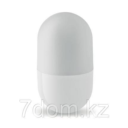 Диодная лампа неваляшка с плафоном из пластика и металлическим основанием, фото 2