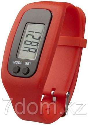 Силиконовые смарт часы с шагомером, фото 2