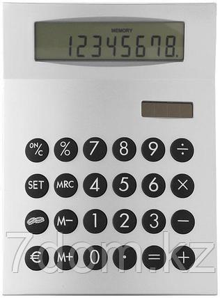 Настольный 8-разрядный калькулятор с конвертером валют, фото 2