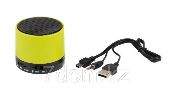 Колонка Bluetooth, MP3 проигрыватель, функция громкой связи, FM радио, фото 2