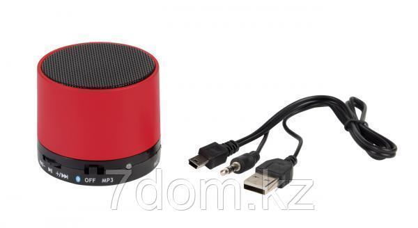 Колонка Bluetooth, MP3 проигрыватель, функция громкой связи, FM радио