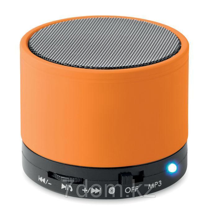 Bluetooth колонка и mp3 плеер в пластиковом корпусе