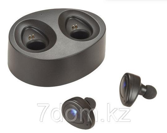 Беспроводные наушники с зарядным чехлом, фото 2