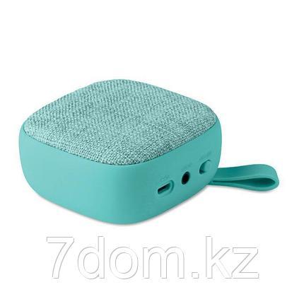 Bluetooth колонка квадратной формы с AUX проводом, фото 2