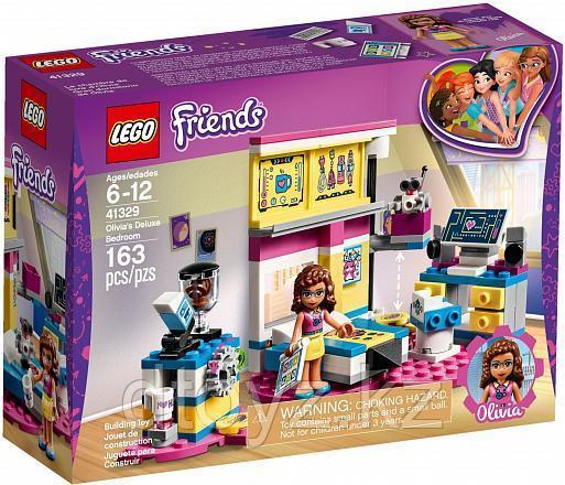Lego Friends 41329 Комната Оливии, Лего Подружки